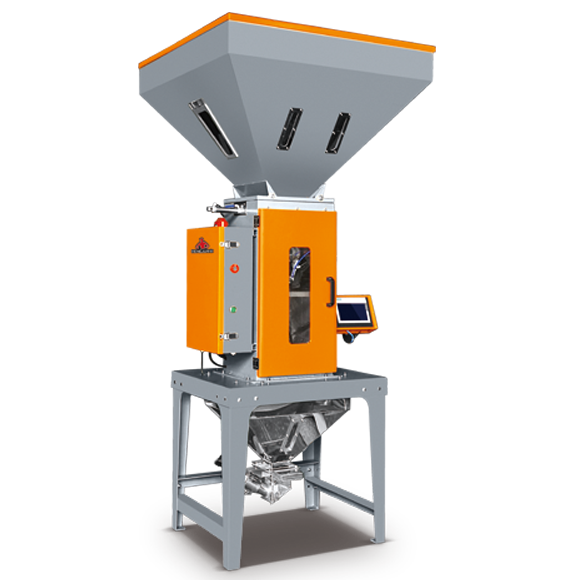 gravimetic blender is also called Weighing blender,plastic dosing unit,gravimetic dosing system,gravimetic batch blender,batch blender;