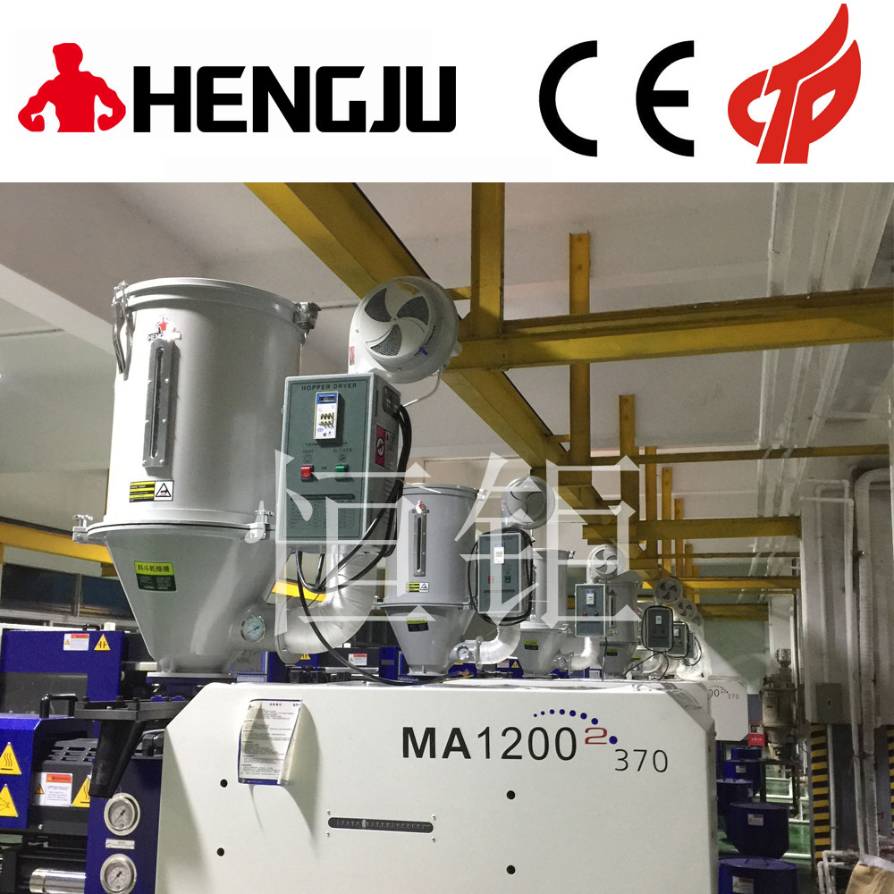 Application of plastic pellet dryer Ceramic Enterprise